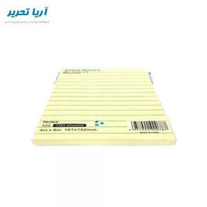 کاغذ یادداشت چسبی 100*150