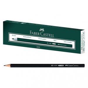 مداد مشکی فابرکستل